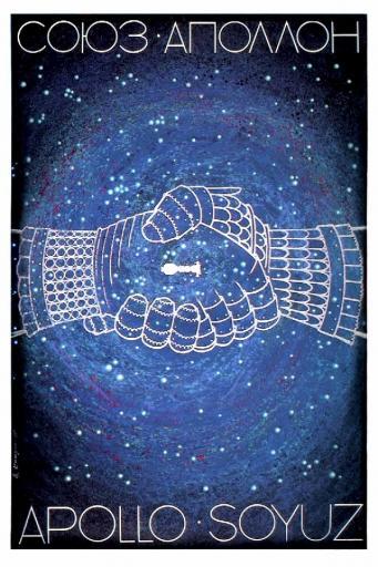Apollo-Soyuz project 1975