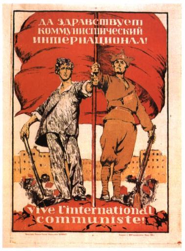 Long live communist International!
