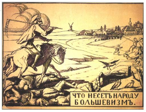 (That) What Bolshevism brings to nation