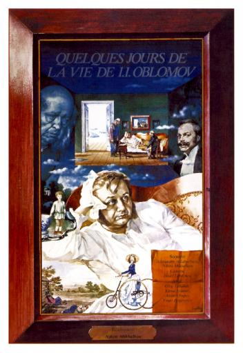 A Few Days from the Life of I. I. Oblomov. 1979.