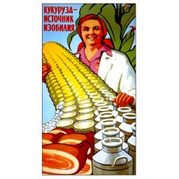 Corn - a source of plenty 1960