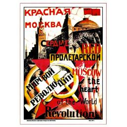Red Moscow 1921