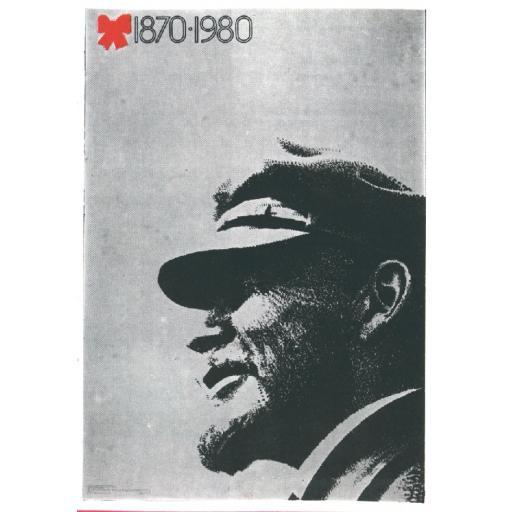 1870 - 1980 Lenin
