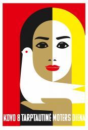 Kovo 8 Tarptautine moters diena