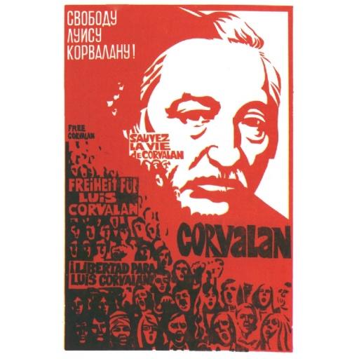 Free Luis Corvalan!