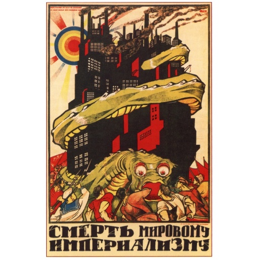 Death to worlds imperialism